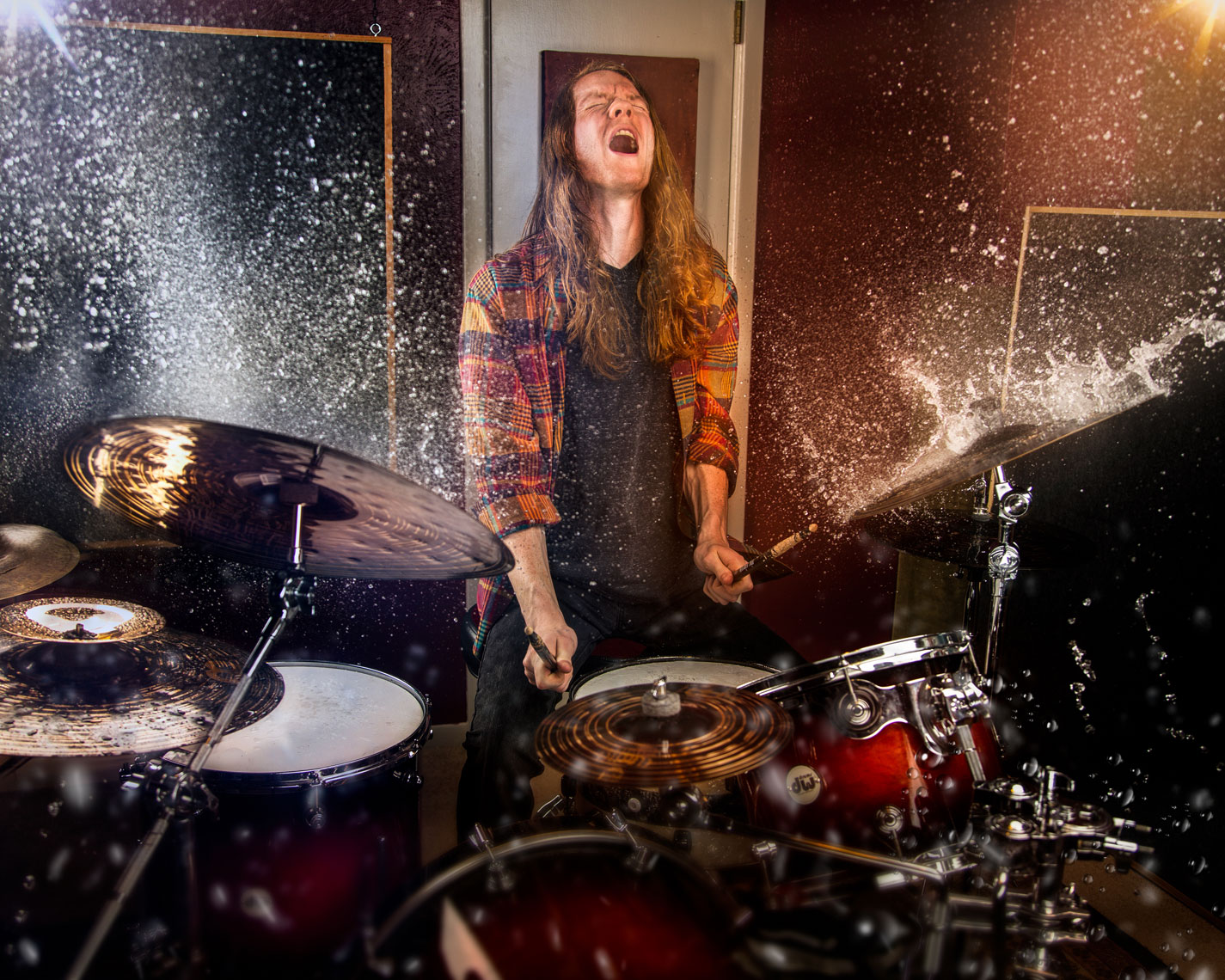 drummer photography | by Kate Voskova